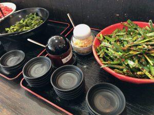 トロ肉ラーメン 二代目五山 ニラキムチ