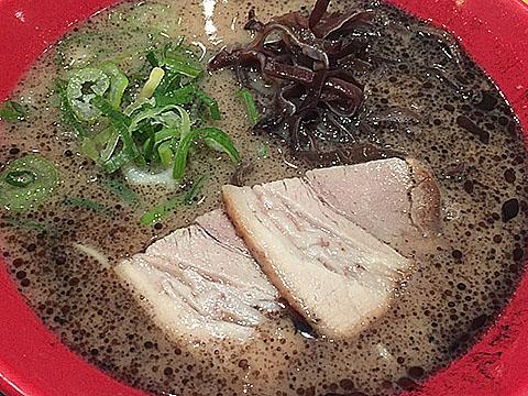 博多新風ラーメン 新風麺 黒