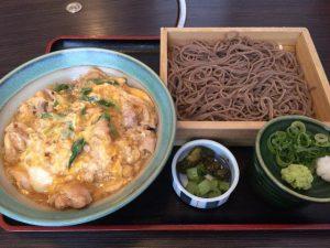 今日亭 お昼の日替わり丼定食