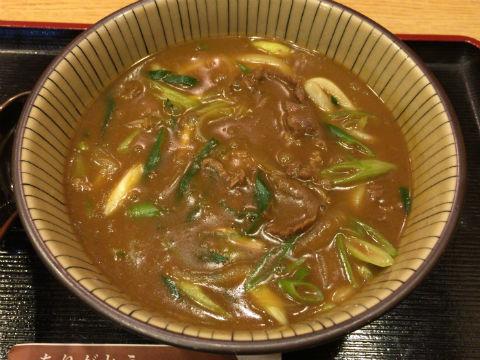 麺処 寿 カレーうどん