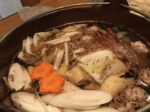 相撲茶屋 ちゃんこ琴櫻 ちゃんこ鍋