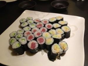 マリブ食堂 寿司