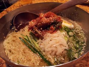 肉五郎 冷麺