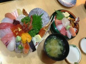山さん寿司 海鮮丼